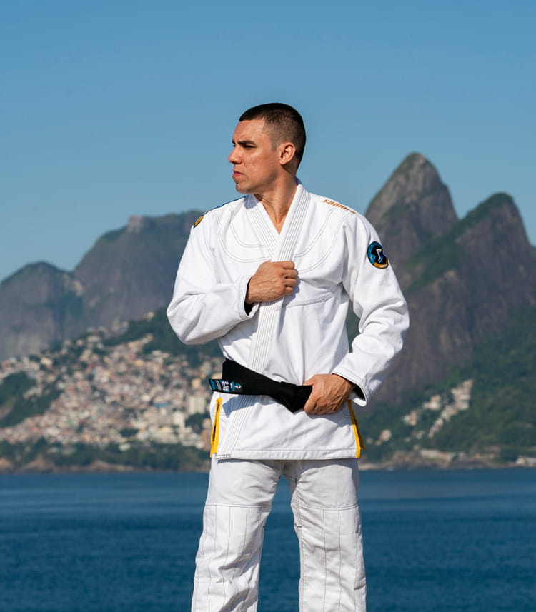 GI DO BJJ GROUND GAME - CARIOCA